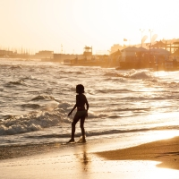 To the little Southern girl on the beach: Part one